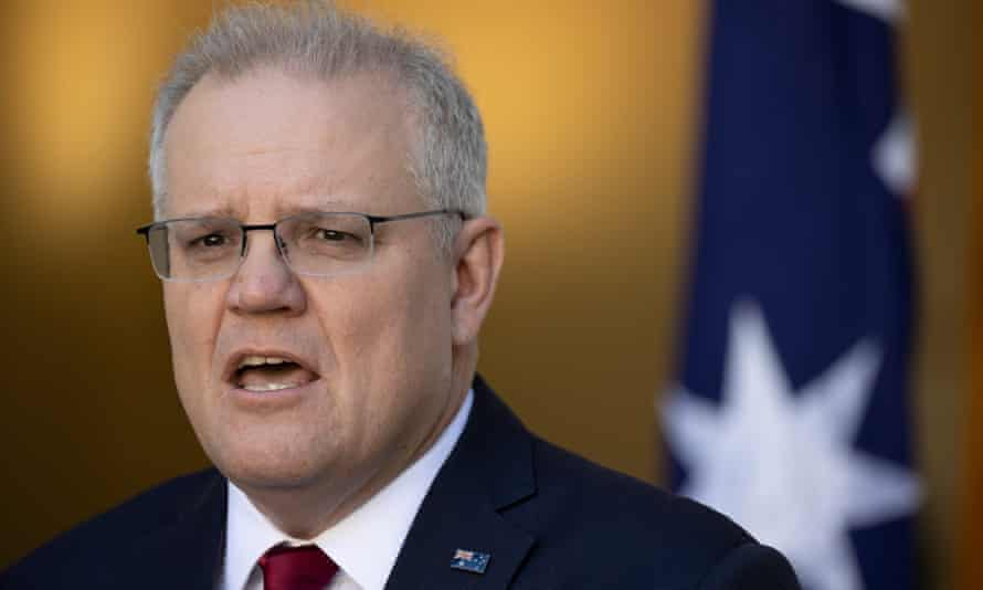 The prime minister Scott Morrison told the ABC Insiders program on Sunday that Australia would achieve net zero in the second half of the century, but declined to sign the government up to 2050.