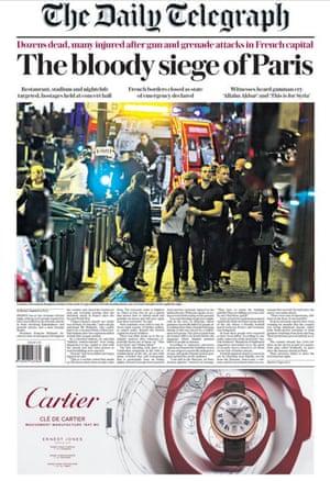 The Daily Telegraph (UK).
