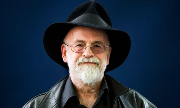 SF pisac Teri Pračet