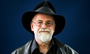 Terry Pratchett wrote more than 70 books in his lifetime