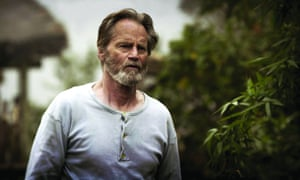 Sam Shepard in Blackthorn, 2011. As he grew craggier, his presence was used to denote grizzled tradition.