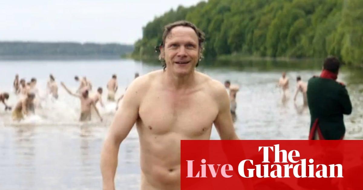 Tv accidental nudity
