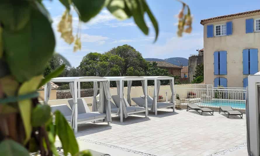 Hostellerie Bérard, Cadière d'Azur