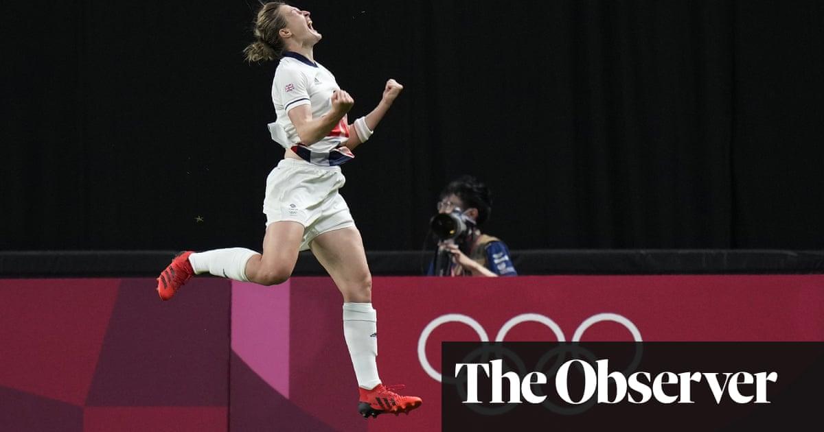 Ellen White's flash of subtle brilliance lights up Team GB's sluggish display