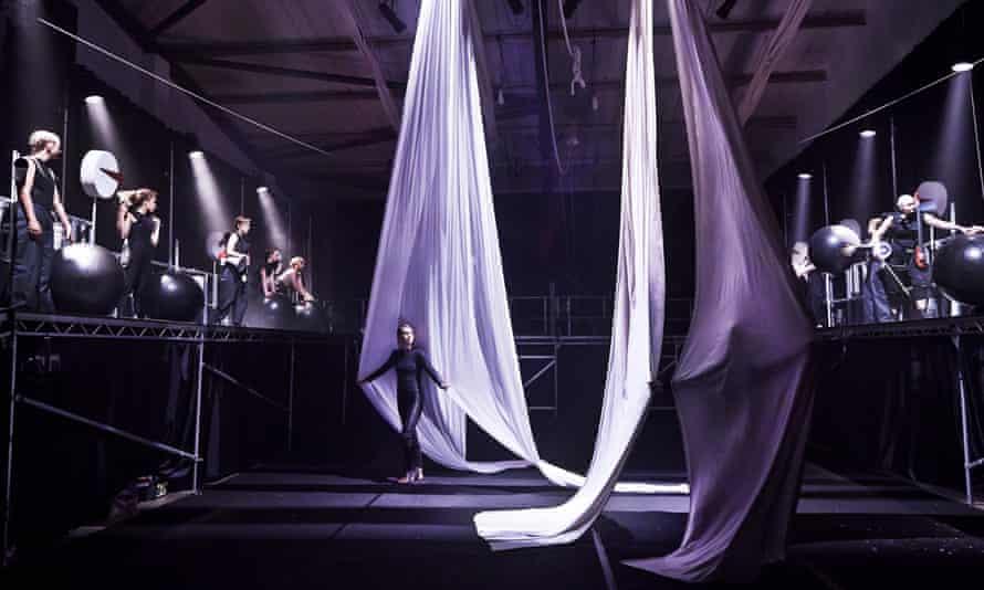 Hackney Showroom - Leviathon Show