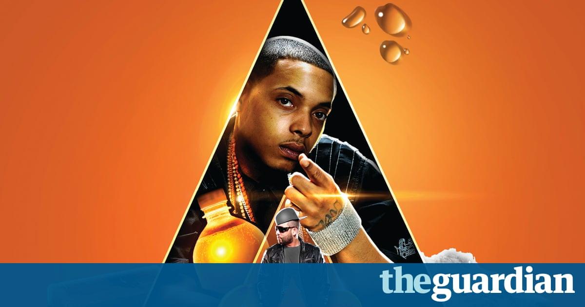 Guns, gore and ice cream: rap mixtape artwork  in pictures