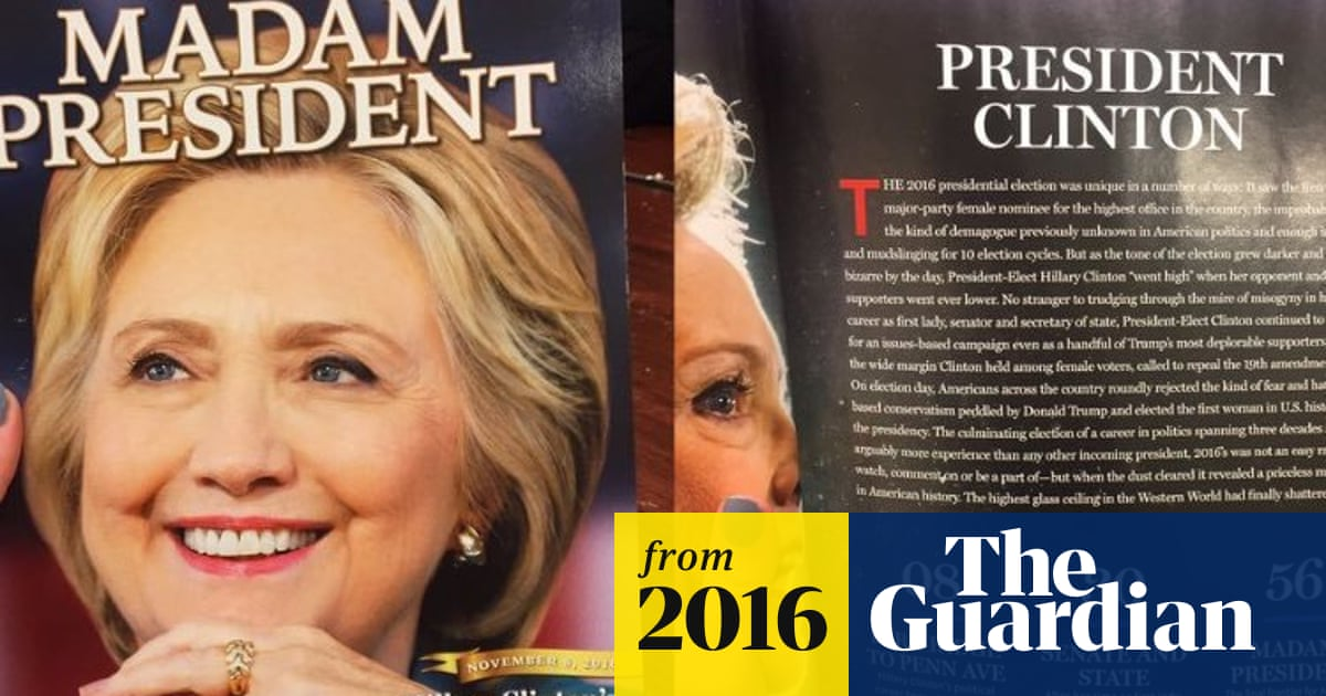 Image result for headlines saying Hillary won