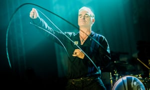Must try harder … Morrissey