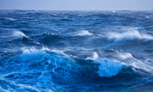 The Southern Ocean's pattern of seawater circulation is the reason for its huge carbon intake.