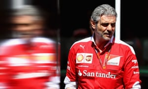 Maurizio Arrivabene criticised his team after a mishap during qualifying for last year's Japanese GP.