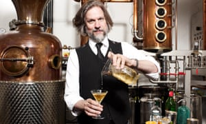 Distiller Jared Brown claims that plain packaging would 'crush the craft side of the industry'.