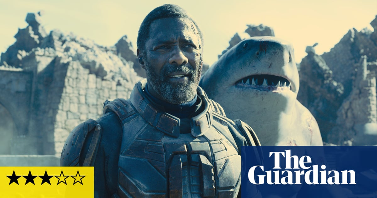 The Suicide Squad review – eyeball-blitzing supervillain reboot