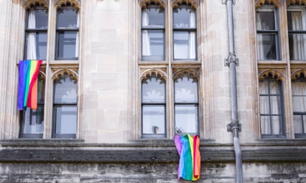 Some argue LGBT-only accommodation would provide a much-needed safe space