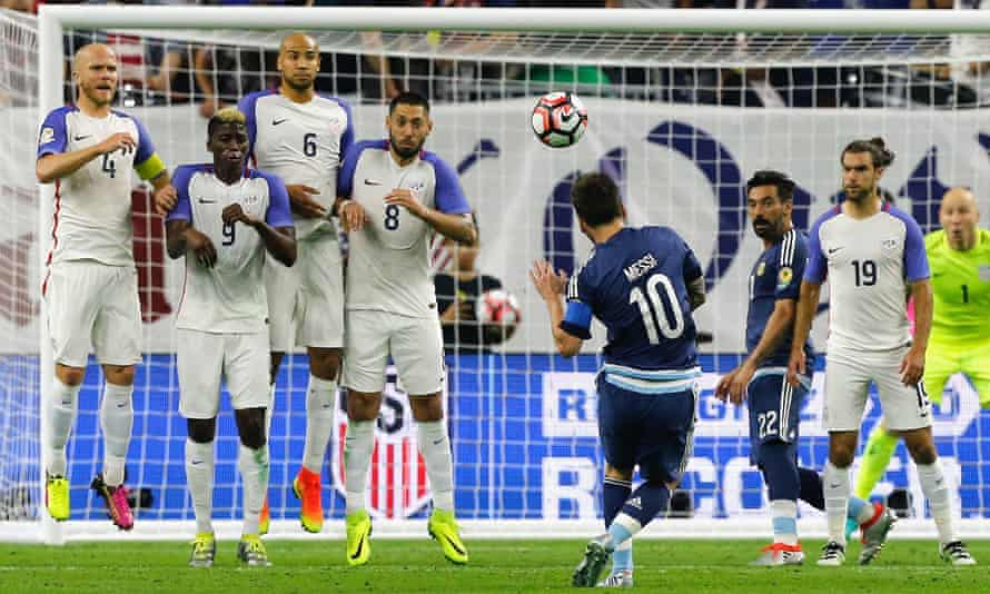 A Concacaf-Conmebol merger could see Argentina taking on USA in World Cup qualifying.