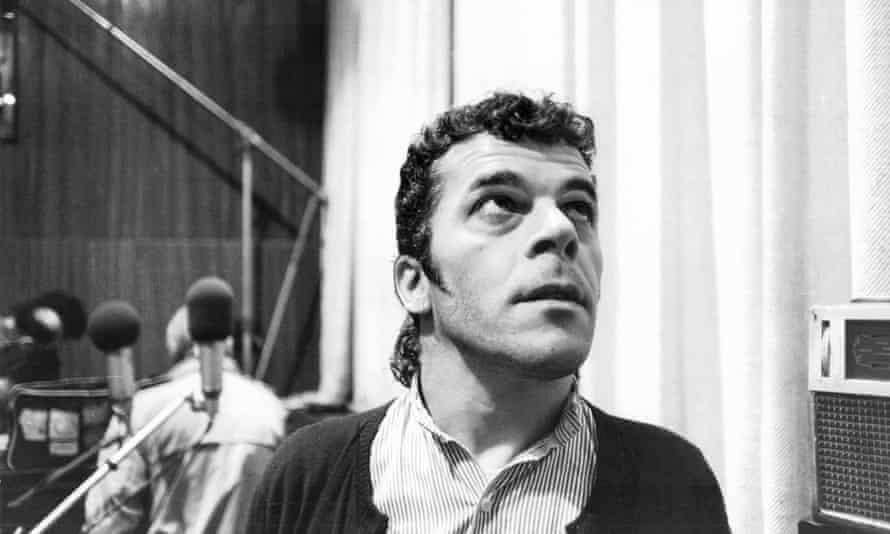 Ian Dury, February 1978.