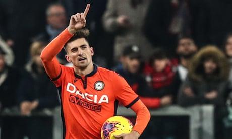 Watford sign Udinese forward Ignacio Pussetto for €8m