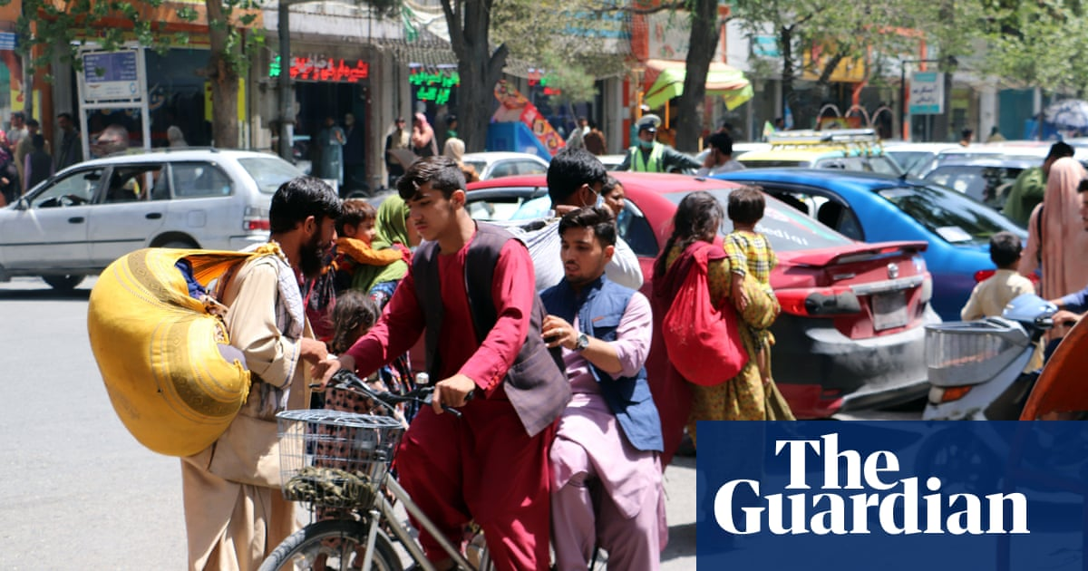 The fall of Kabul: a 20-year mission collapses in a single day