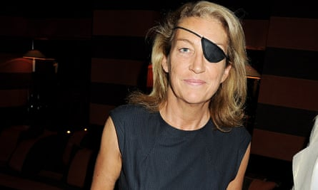 Marie Colvin, the Sunday Times correspondent