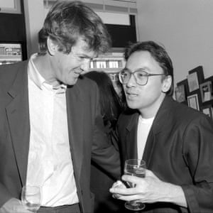 Kazuo Ishiguro and Robert McCrum
