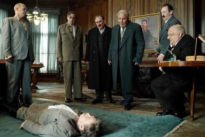 Carry on up the Kremlin: how The Death of Stalin plays Russian