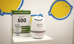 Choice found the Greentech Pure Air 500 was so ineffective that 'tests couldn't detect any difference in air quality'.