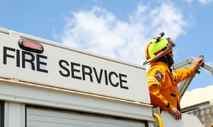 ACT fire service