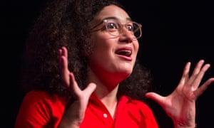 Rose Matafeo, last year's winner of the best comedy show award.