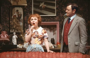 Entertaining Mr Sloane, 1981 Kenneth Williams directed Barbara Windsor (Kath) and Dave King (Ed) in Joe Orton's play. Many of Orton's plays were performed at the Lyric
