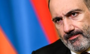 Armenian prime minister, Nikol Pashinyan, has signed a 'painful' agreement with Azerbaijan to end the fighting.