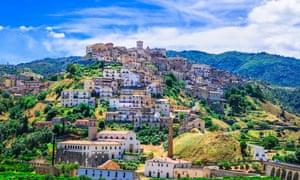 Corigliano Calabro, Italy.
