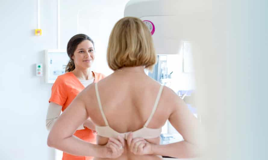 If you have noticed any changes to your breasts or had any breast cancer symptoms, then you should go to see your GP.