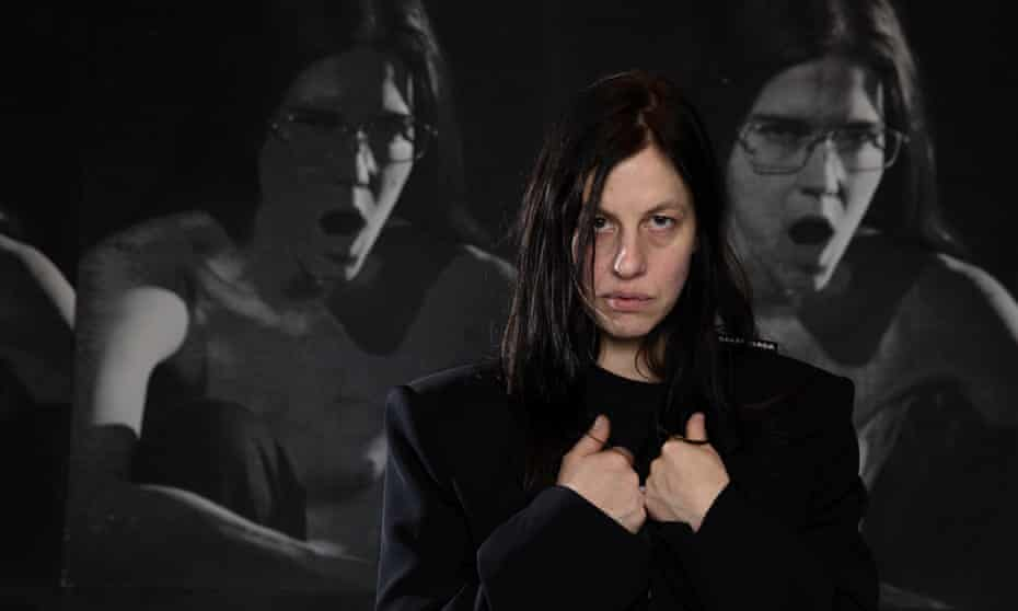 German performance artist Anne Imhof, bringing Sex to Tate Modern's Tanks.