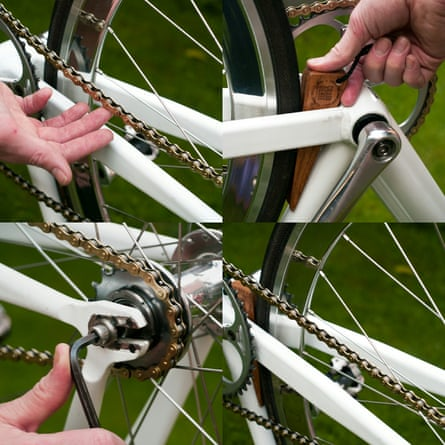 Take the strain: tension your chain with a Chain Genie