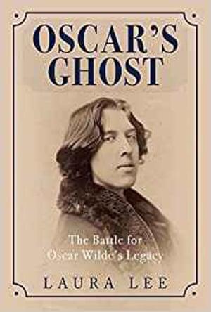 Oscar's Ghost book jacket