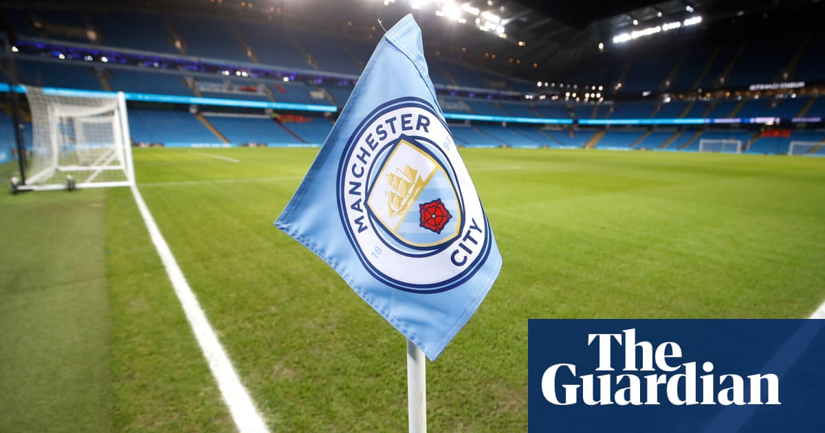 Manchester City fined by Fifa over recruitment of players under 18