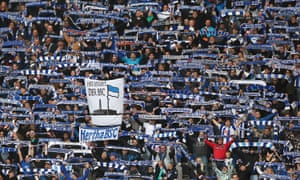Clubs such as Hertha Berlin want a bigger share of the money in German football, on the basis they have more fans.