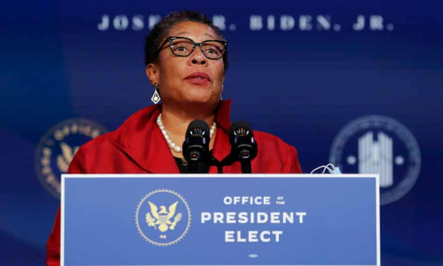 Marcia Fudge was confirmed as the secretary for the Department of Housing and Urban Development on Wednesday.