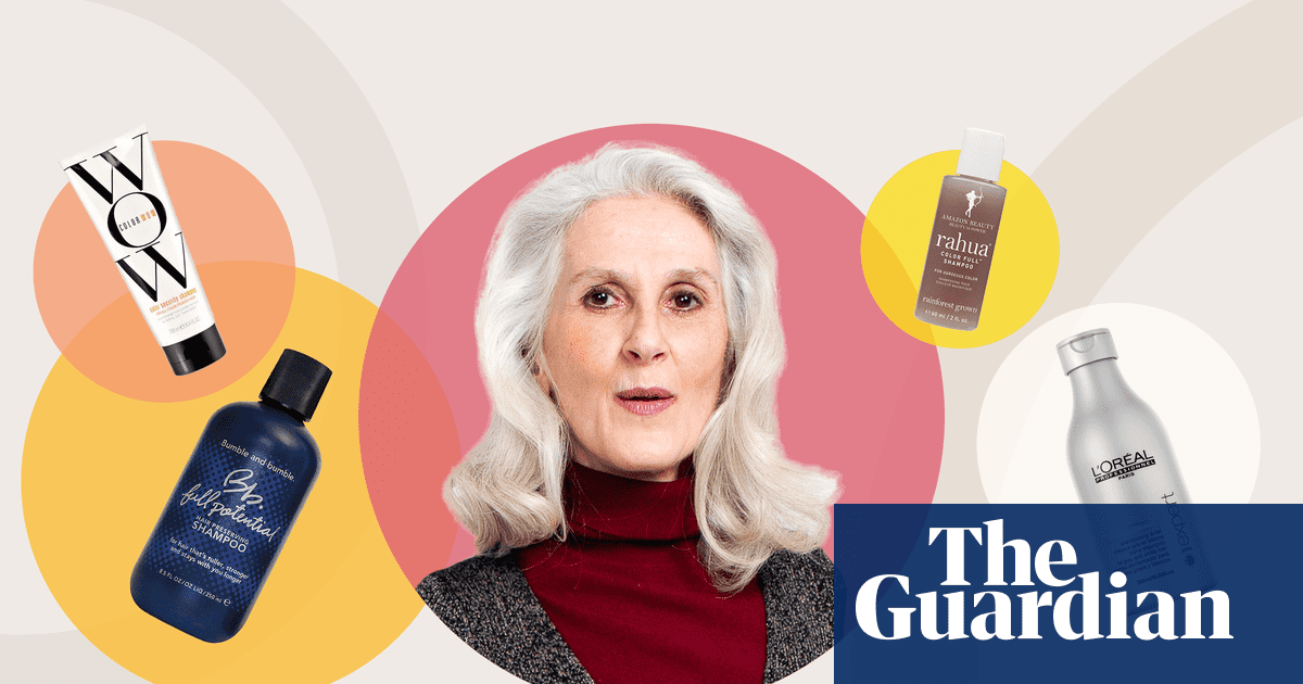 Beauty roadtest: shampoos for grey hair | Fashion | The Guardian