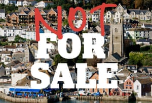 Fowey in Cornwall, which is seeking to ban second-home owners buying any new-build developments