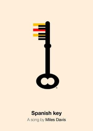 Spanish Key by Viktor Hertz