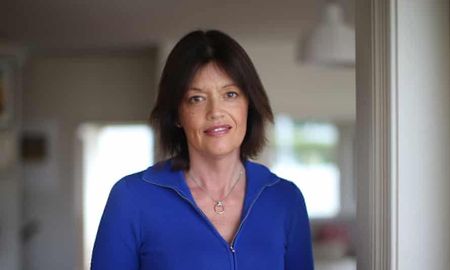 New Zealand author Charlotte Grimshaw