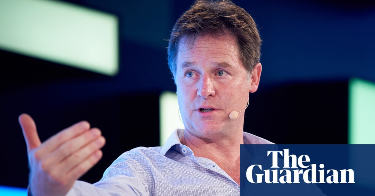 Nick Clegg Urged to Stand up for Liberalism and Democracy at Facebook