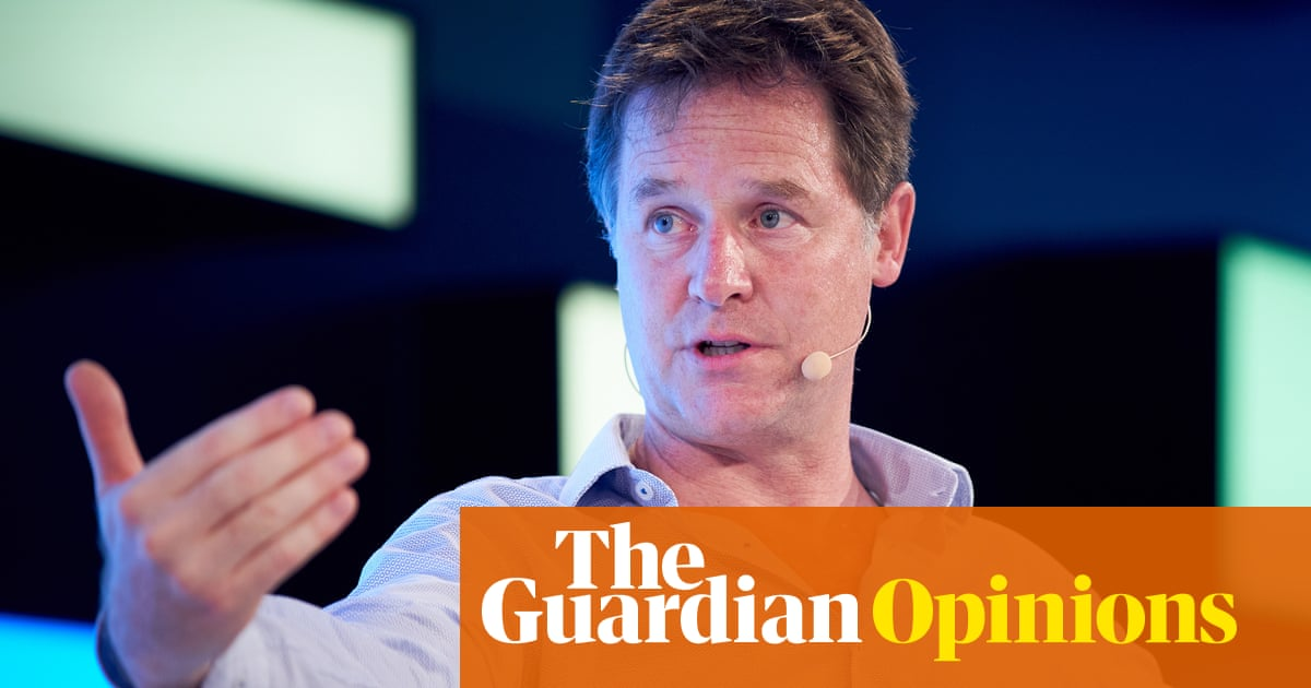 Nick Clegg betrayed the public – and now he's failing upwards at