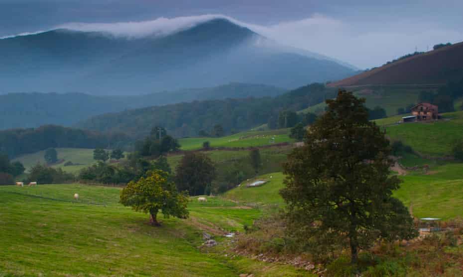 Baztan Valley, near Navarre.