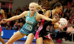 Super Netball, Thunderbirds v Vixens