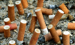 'We should take all this money being spent on screening and double down on smoking cessation efforts,' said Dr Steven B Zeliadt.