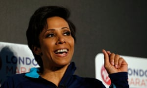 Kelly Holmes: frustrated by cheating opponents.