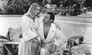 Veronica Lake and Joel McCrea in Sullivan's Travels