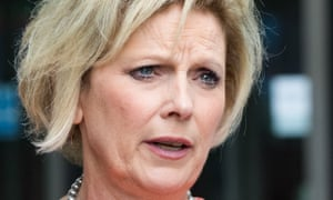 Anna Soubry is an outspoken critic of the EU withdrawal bill.