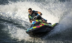 Sea-Doo Spark: review | Martin Love | Technology | The Guardian